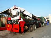 上海桂星70吨随车吊
