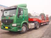 桂星大型平板运输车