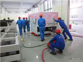 气垫搬运激光机工程