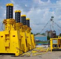 300-1000吨液压龙门吊出租