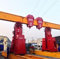 1000吨移动式液压龙门吊租赁