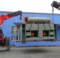 重型工厂设备搬迁