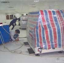 精密设备气垫搬迁