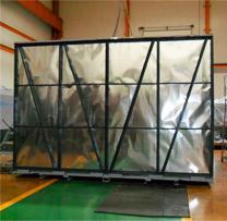 重型设备铁箱包装