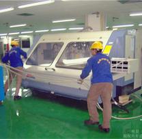 气垫搬运钻孔机