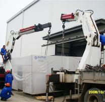 重型设备起重吊装
