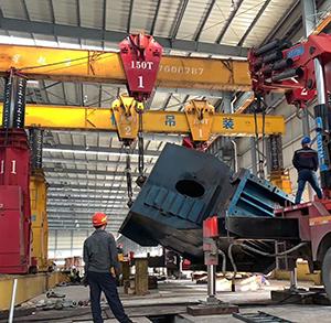 重型设备吊装安装服务