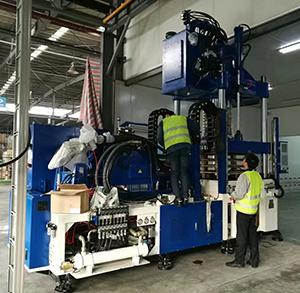 德国罗兰900印刷机安装调试