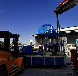 工厂设备吊装搬运