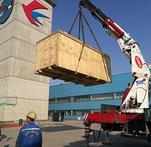 机械整体吊装搬运