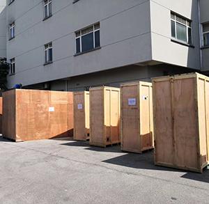 机械设备木箱包装