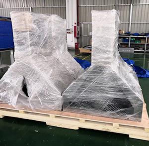 机床设备打包包装